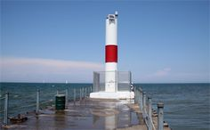 Rochester Harbor Lighthouse