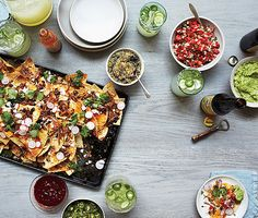 how to build the perfect nachos | bon appetit