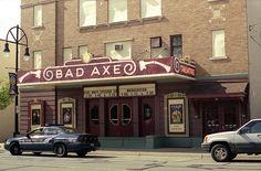 Bad Axe, Michigan theatre