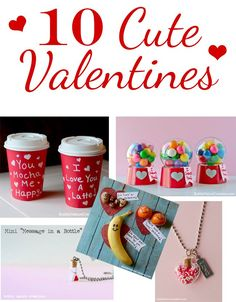 10 Cute Valentines D