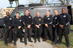 KCPD - Kansas City Missouri Police Department - Tactical Response Team one of those guys look REALLY familiar!!!