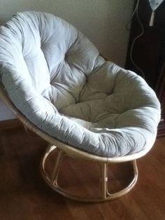Apartment Musts On Pinterest Papasan Chair Cat