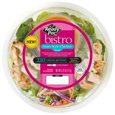 Our favorite Bistro Bowl, Asian Style Chicken #readypac #fit&fresh