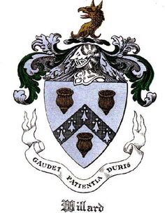 The Willard Family Crest