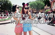 World Disney n bestiee @kritika  ;)
