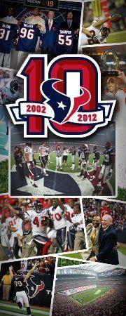 I love football. Especially my Houston Texans :)
