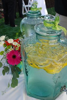 flavored water recipes, coconuts, alcohol, jar, flavored waters, glass, lemon water, cold drinks, blues