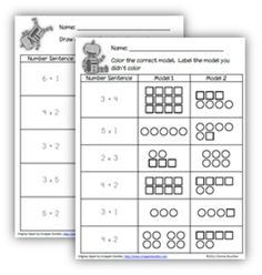 Common Core: I Have/Who Has Addition and Multiplication Models multipl model, common core