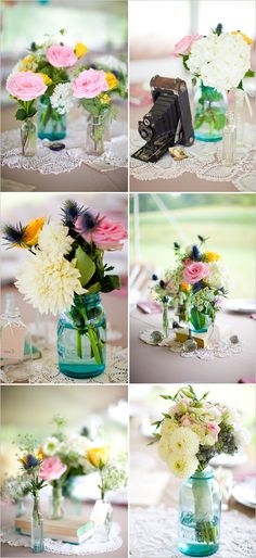 other table flowers
