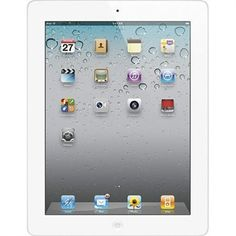 Apple - iPad 2 with Wi-Fi - 16GB - #Buycom