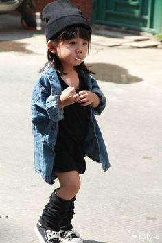 #kids #fashion #girls #style #cool #cute