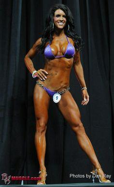 The incredible Amanda Latona