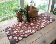 penny rug penny rugs, penni rug
