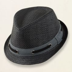 baby boy - accessories - straw fedora | Children's Clothing | Kids Clothes | The Children's Place