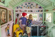 playhouse inside