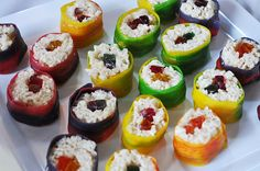 More candy sushi