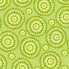 Woodcut Lime ~ Chickadee @ Sew, Mama, Sew
