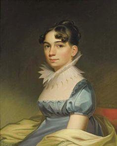 Jacob Eichholtz (American Painter, 1776-1842) Eliza Schaum (later Mrs. Frederick Augustus Hall Muhlenberg; 1798-1826) 1816 1810