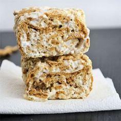 Graham Rice Krispy Treats