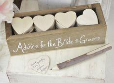 guest books, wedding ideas, bridal shower ideas, card, the bride