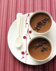 Bittersweet Chocolate Mousse Recipe