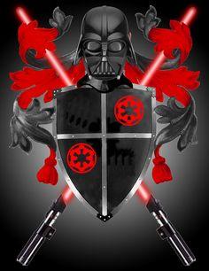 Darth Vader Coat of Arms