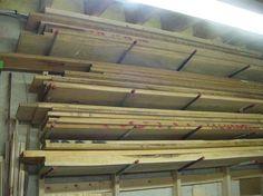 #scrap wood storage