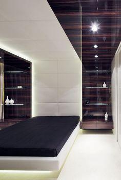 Shuvalovsky Apartment in Moscow by Geometrix Design