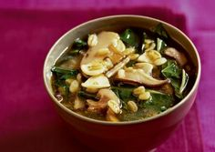 Garlic and Kale Soup | Vegetarian Times