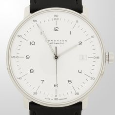 Junghans x Max Bill Automatic Watch