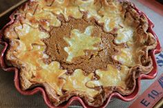 Thanksgiving Recipes – Homemade Pumpkin Pie
