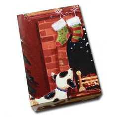 christmas card box tutorial