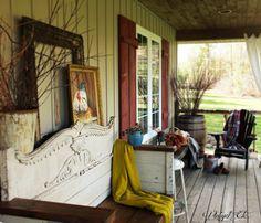Fall Porch | Vin'yet Etc.