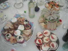 List of vintage tea party food ideas