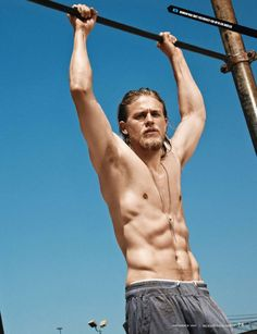 Charlie Hunnam is Christian Grey