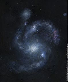 Oldest Spiral Galaxy: Star Cluster BX442, Spied By Hubble Telescope, Dates Back 10.7 Billion Years