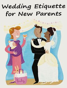 Etiquette For Wedding Gifts For Parents : Get the scoop on attending a #wedding as a parent and etiquette ...