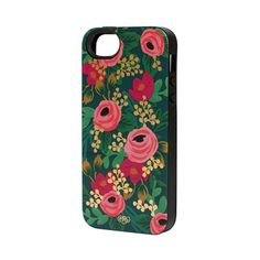 Patterned Floral iPhone Case / Rifle Paper