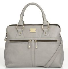 Modalu Pippa Bag in Shark...goes with black and brown!