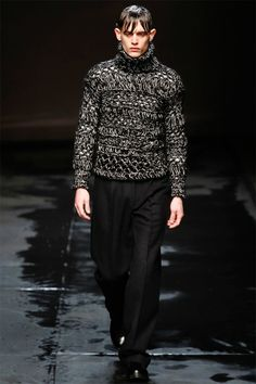 Topman Design Fall/Winter 2014 | London Collections: Men