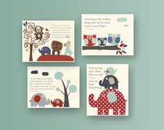 Baby Room Decor Nursery Art owl nursery baby print by DesignByMaya, $65.00