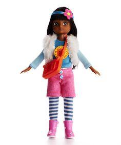 Look what I found on #zulily! Branksea Festival Lottie Doll by Lottie #zulilyfinds