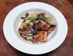 Accidental Locavore Ricotta Gnocchi With Garlic Scapes