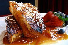 French Toast at Maharlika (New York, NY). #UniqueEats #frenchtoast #breakfast