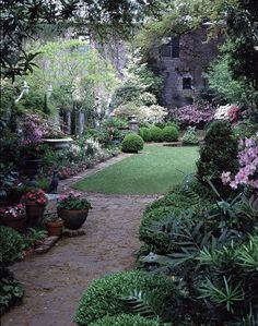 Mrs. Whaley's Charleston Garden