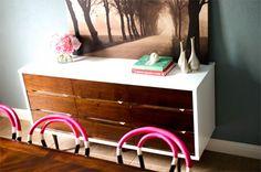 Mid Century Modern Dresser Refinished by Wills Casa, via Flickr