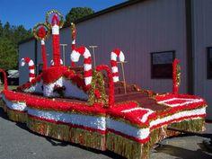 children's parade float