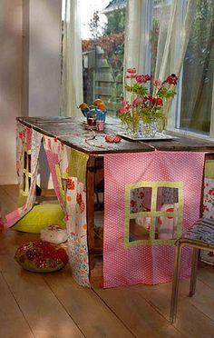 table / playhouse