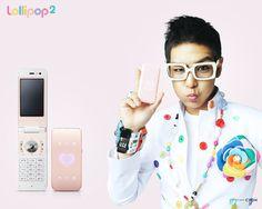 TOP// Lollipop2 #BIGBANG-- Oh maiiii, cutie <3