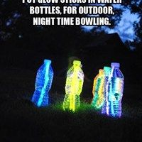 Who Wants Some Neon Midnight Bowling?  Looks like fun to me!